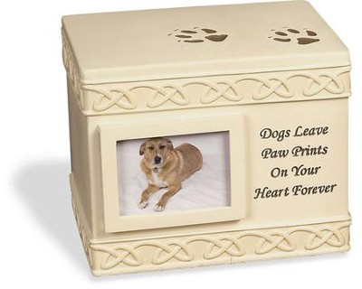 Faithful Friend Pet Urn, Dog  -