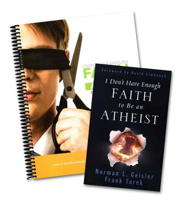 I Don't Have Enough Faith to Be an Atheist  Combination Kit  -
