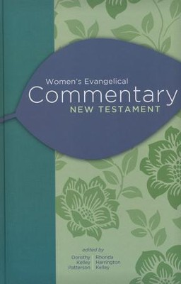 Women's Evangelical Commentary: New Testament  -     By: Dorothy Kelley Patterson, Rhonda Harrington Kelley