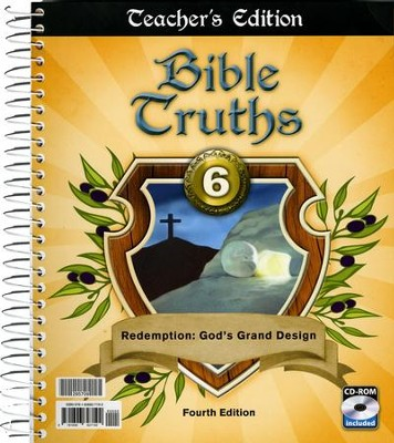 Bible Truths 6 Teacher's Edition (4th Edition)   -