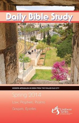 Daily Bible Study Spring 2014 - eBook  -     By: Wayne G. Reece