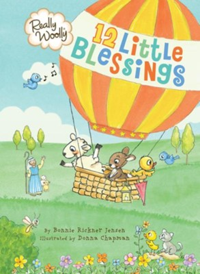 Really Woolly 12 Little Blessings - eBook  -     By: Bonnie Rickner Jensen