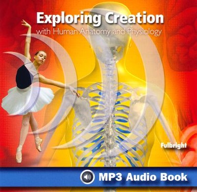 Anatomy & Physiology MP3 Audio CD: Jeannie Fulbright, Brooke Ryan ...