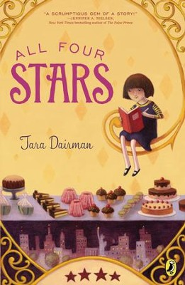 All Four Stars - eBook  -     By: Tara Dairman