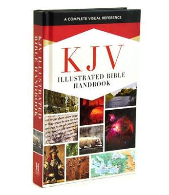 KJV Illustrated Bible Handbook  -