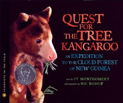 Quest for the Tree Kangaroo  -
