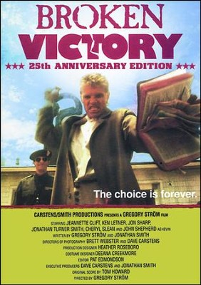 Broken Victory: 25th Anniversary Edition, DVD   -