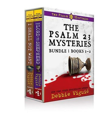 The Psalm 23 Mysteries - eBook  -     By: Debbie Viguie