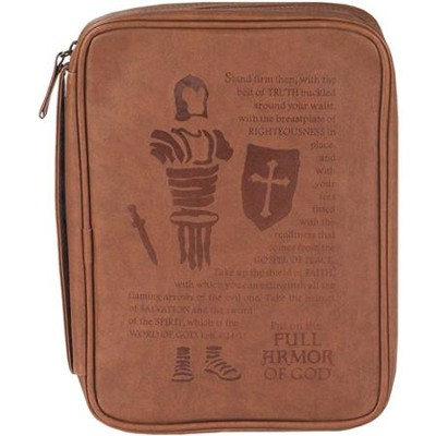 Full Armor of God Bible Cover, Large  -