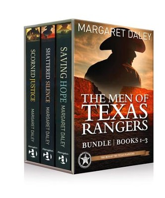 The Men of Texas Rangers - eBook  -     By: Shelley Gray