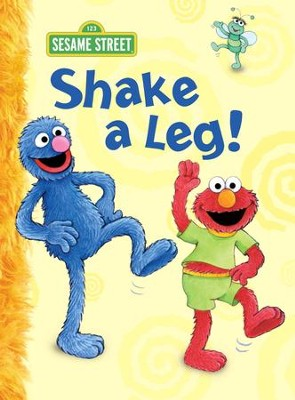 Shake a Leg! (Sesame Street) - eBook  -     By: Constance Allen     Illustrated By: Maggie Swanson