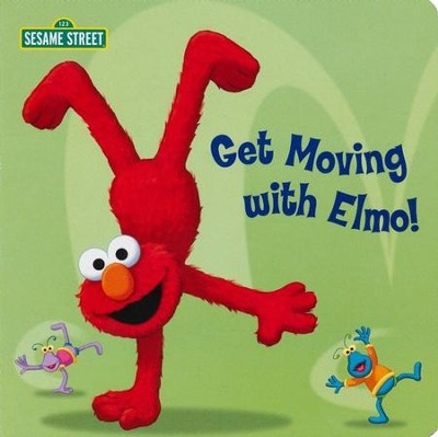 Get Moving with Elmo! (Sesame Street) - eBook  -     Illustrated By: Joe Mathieu