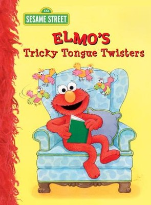 Elmo's Tricky Tongue Twisters (Sesame Street) - eBook  -     By: Sarah Albee     Illustrated By: Maggie Swanson