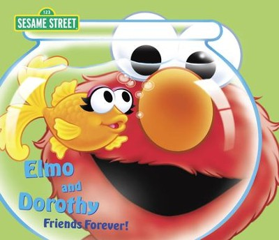 Elmo and Dorothy: Friends Forever! (Sesame Street) - eBook  -     By: Ruth Anne Tieman     Illustrated By: Tom Brannon