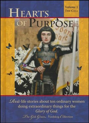 Hearts of Purpose  -     By: Gail G. Nordskog