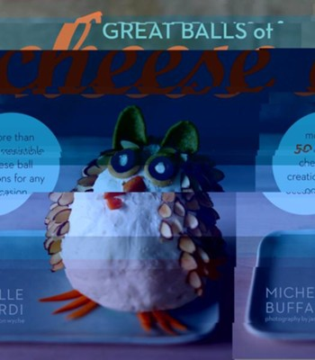 Great Balls of Cheese  -     By: Michelle Buffardi