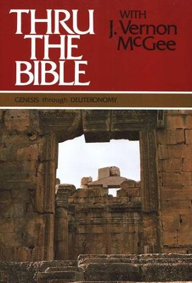 Thru The Bible, Volume 1: Genesis-Deuteronomy   -     By: J. Vernon McGee