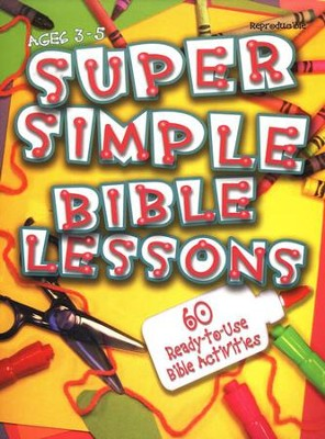 Super Simple Bible Lessons - Younger Children Edition  -