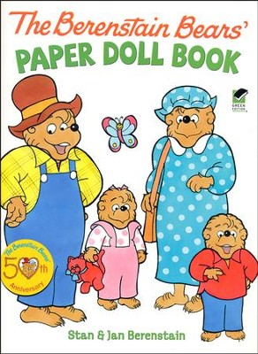 The Berenstain Bears' Paper Doll Book  -     By: Jan Berenstain