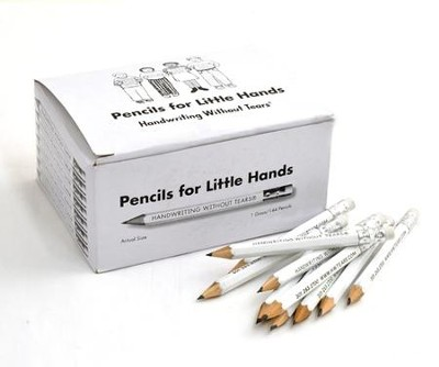 Pencils for Little Hands Box of 144 (Grades K-1)   -