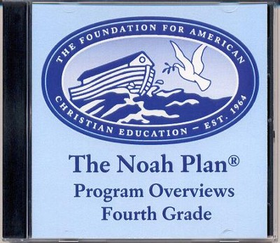 The Noah Plan Program Overviews Fourth Grade CD   -     By: Rosemarie Ricciardi, Barbara Keller, Carole Adams