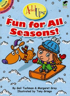 AddUps: Fun for All Seasons!  -     By: Gail Tuchman