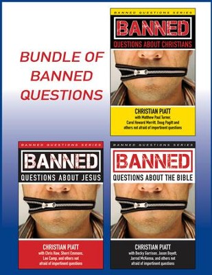 Bundle of Banned Questions / Digital original - eBook  -     By: Christian Piatt