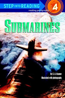 Submarines - eBook  -     By: Sydelle Kramer