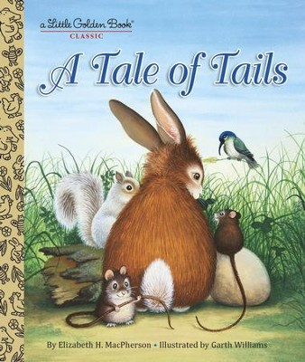 A Tale of Tails - eBook  -     By: Golden Books