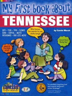 Tennessee My First Book, Grades K-8  -     By: Carole Marsh