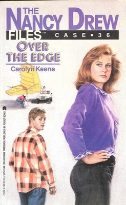 Over the Edge - eBook  -     By: Carolyn Keene