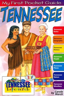 Tennessee Pocket Guide, Grades K-8  -     By: Carole Marsh