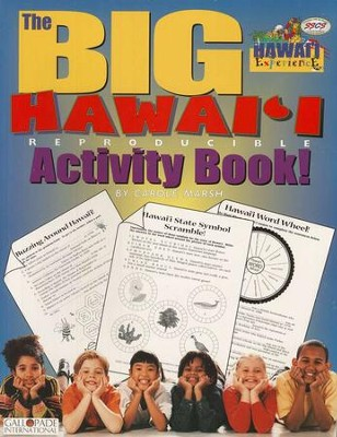 Hawaii Big Activity Book, Grades K-5  -     By: Carole Marsh