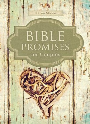 Bible Promises for Couples - eBook  -     By: Karen Moore