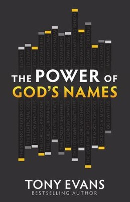 Power of God's Names, The - eBook  -     By: Tony Evans