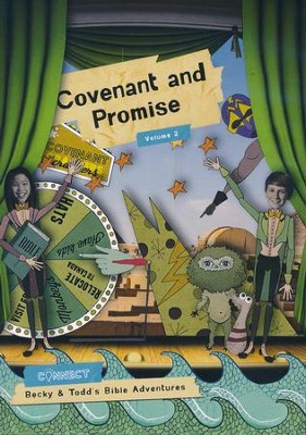 Covenant and Promise: Volume 2, DVD  -