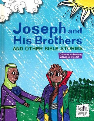 Joseph and His Brothers and Other Bible Stories  -     By: Rebecca Glaser