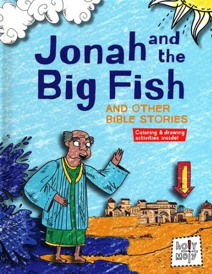 Jonah and the Big Fish and Other Bible Stories   -     By: Rebecca Glaser