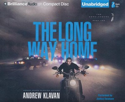 The Long Way Home #2 - unabridged audiobook on CD   -     By: Andrew Klavan