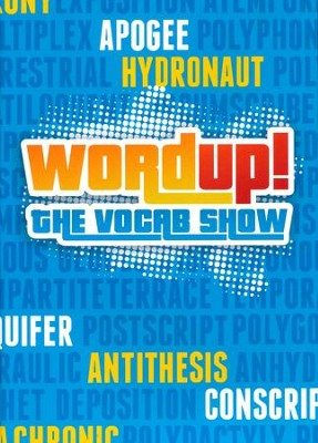 Word Up! The Vocab Show, DVD   -     By: Dwane Thomas