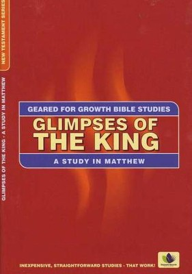 Glimpses of the King: A Study of Matthew's Gospel  -     By: Dorothy Russell