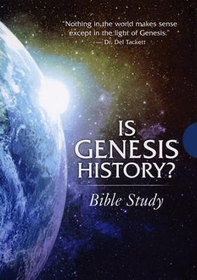 Is Genesis History? Bible Study Set   -     By: Thomas Purifoy Jr.