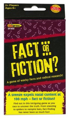 Fact or Fiction? Game   -