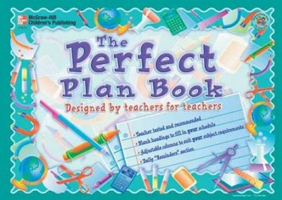 The Perfect Plan Book  -