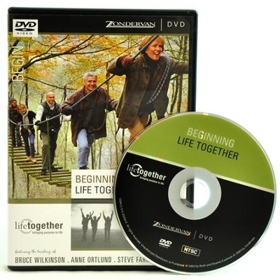 Beginning Life Together, DVD   -