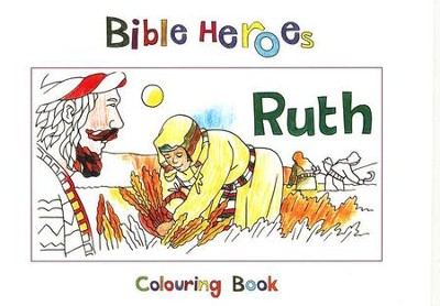 Bible Heroes: Ruth  -     By: Carine Mackenzie