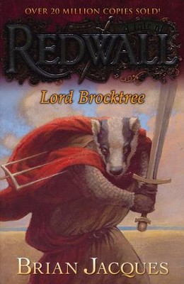 #13: Lord Brocktree: A Tale of Redwall  -     By: Brian Jacques