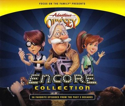 Adventures in Odyssey ® Encore Collection  -