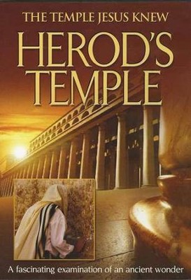 Herod's Temple: The Temple Jesus Knew (DVD)   -