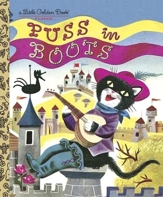 Puss in Boots - eBook  -     By: Kathryn Jackson